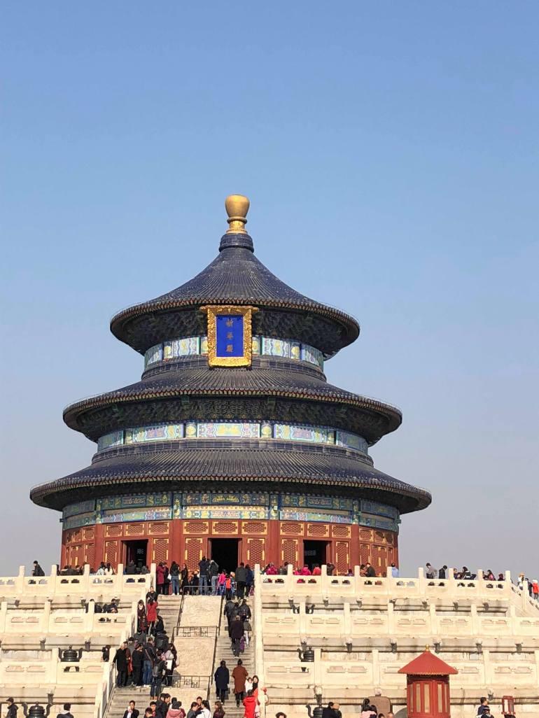 chine - Pekin - Temple du Ciel