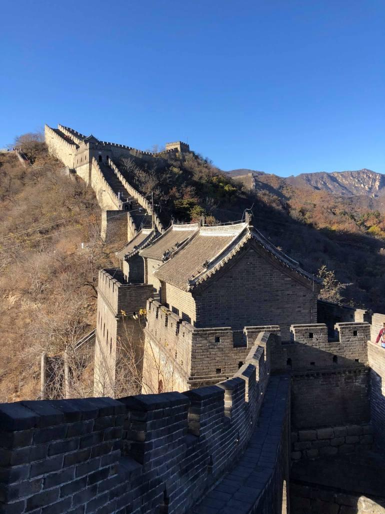 chine - Pékin - Grande Muraille de Chine