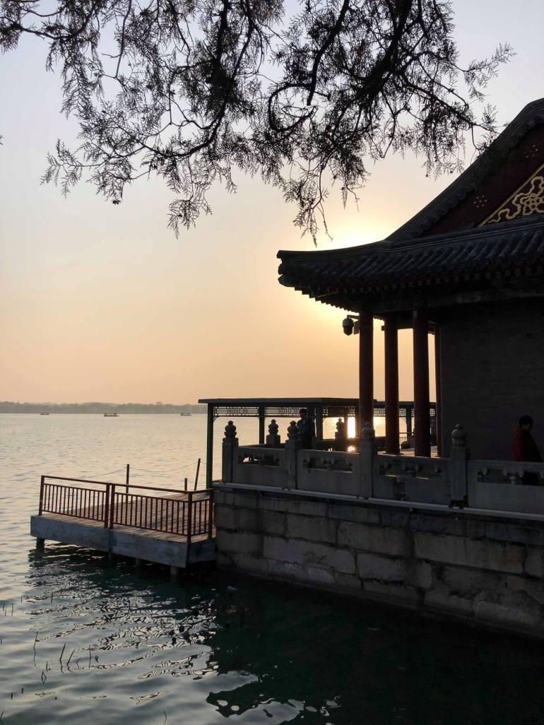 voyage - Pékin - Palais d'été
