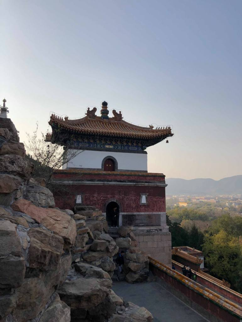chine - pekin - Palais d'été