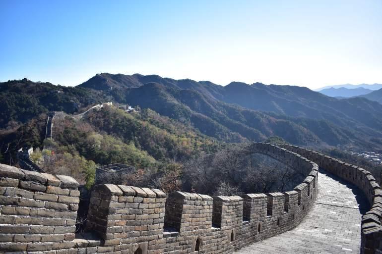 Chine - Pekin - Grande Muraille de Chine